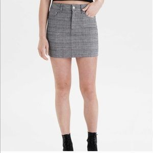 American Eagle Outfitters plaid skirt size 12